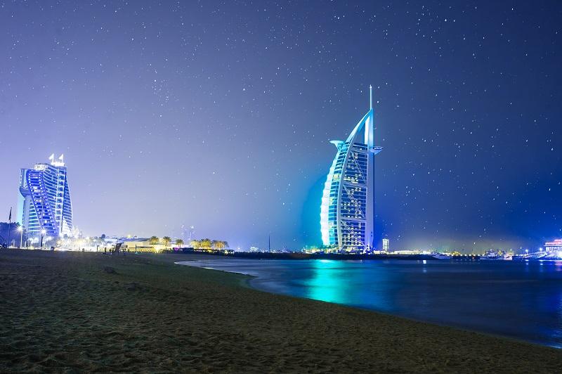 Бурдж аль Араб Дубай