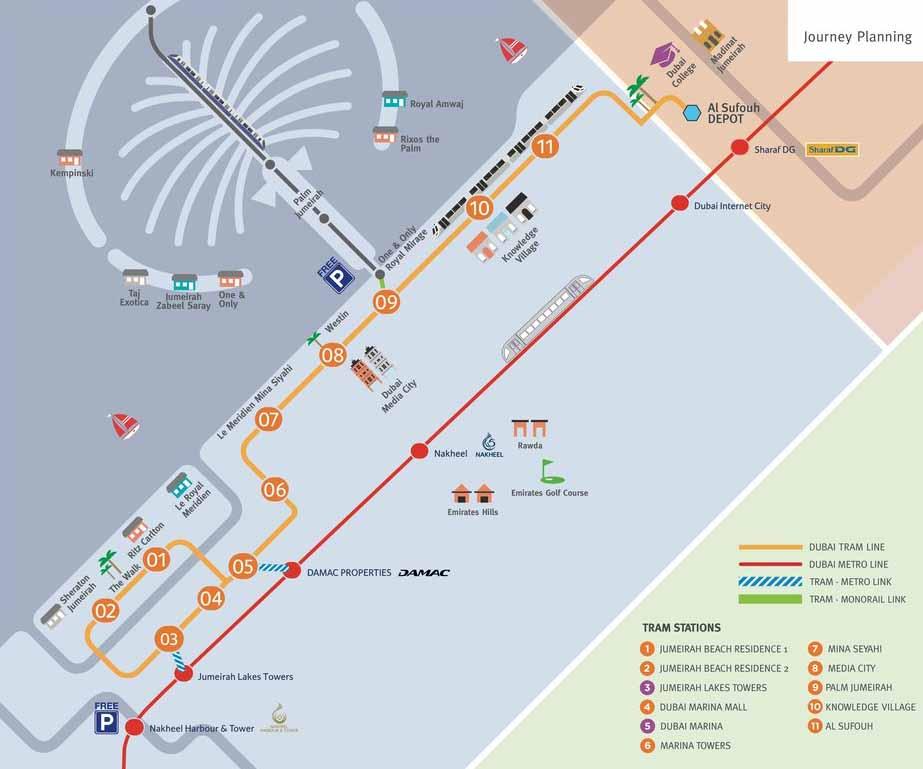 Карта общественного транспорта дубай квартиры в дубае купить недорого