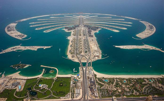 Дубай палм джумейра океана апартаменты юлия евпатория
