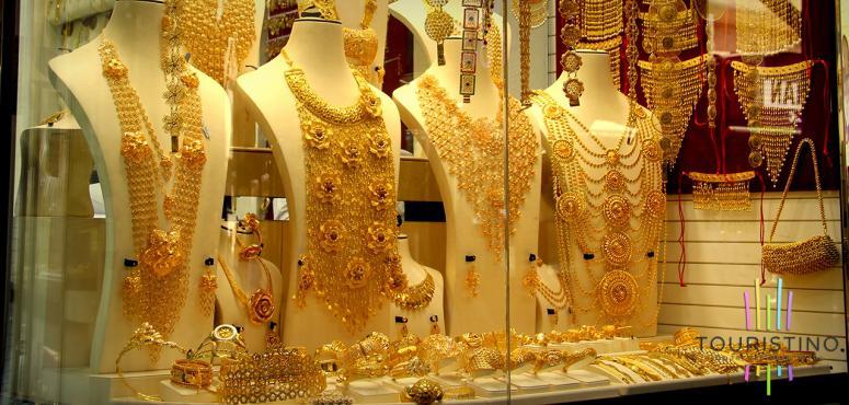 Дубай золотой рынок отели каталог ювелирных изделий