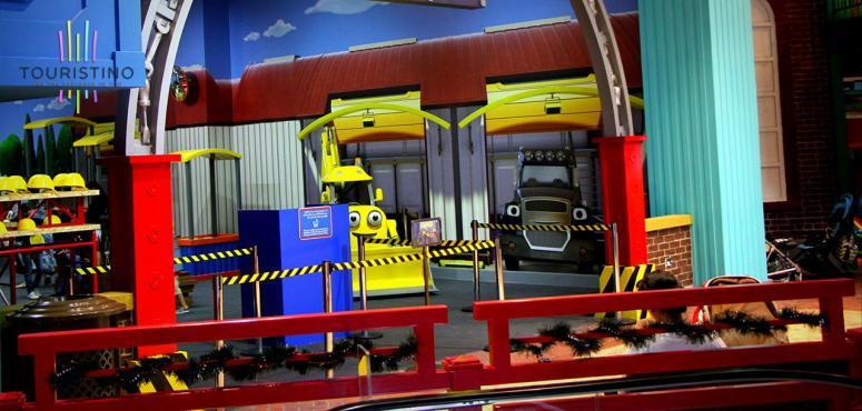 Mattel Play! Town, Family Oriented Venue in City Walk, Dubai