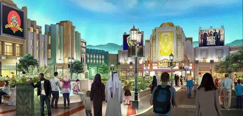 Ворнер бразерс дубай продажа недвижимости в сингапуре
